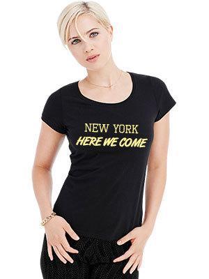 maglietta vacanza con destinazione-lei