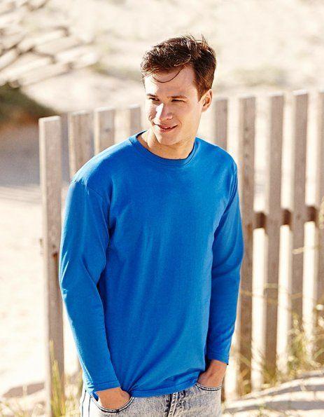 personalizza maglietta uomo maniche lunghe
