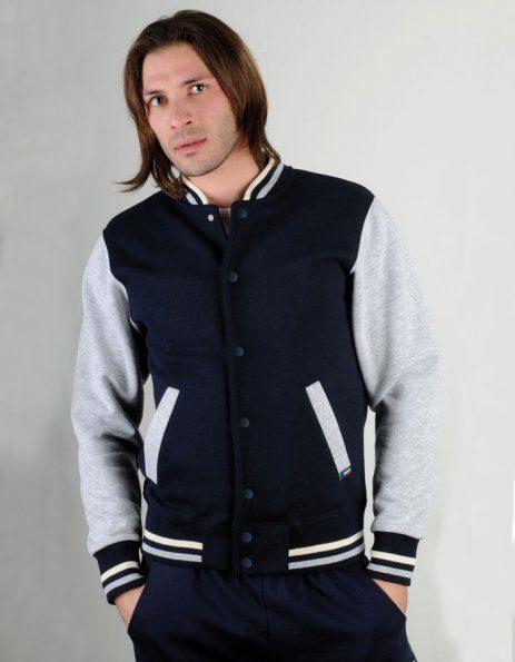 felpa bomber jacket personalizzata