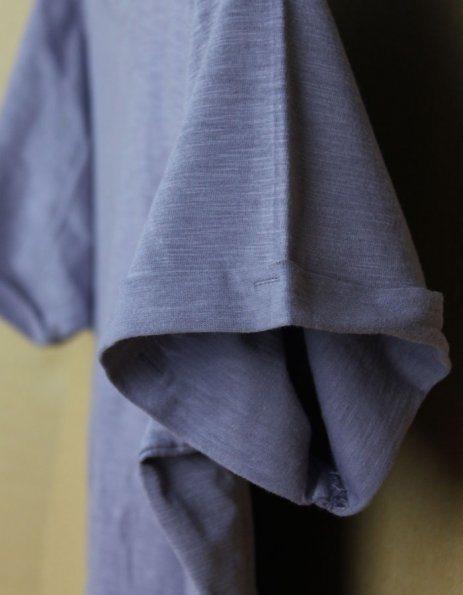 dettaglio manica delle maglietta vintage