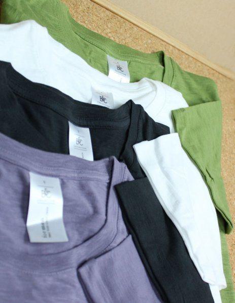 personalizza t-shirt vintage in tanti colori