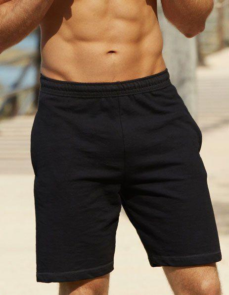 Personalizza shorts neri tutta