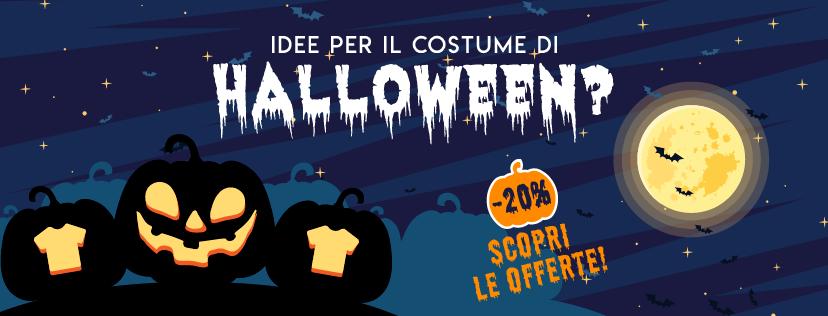 idee per costumi halloween economici