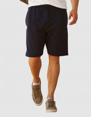 Personalizza shorts neri tuta