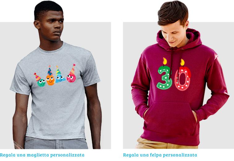 idee per regali di compleanno eshirt