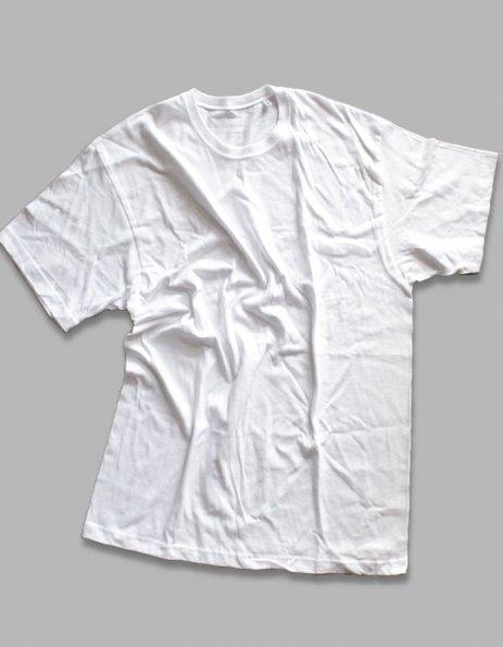 Maglietta uomo Basic bianca da personalizzare