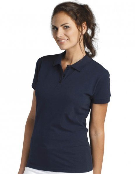 Personalizza Polo femminile Fruit of the Loom