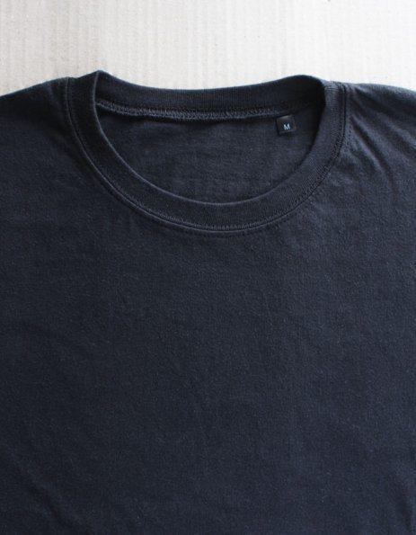Personalizza t-shirt uomo Basic nera
