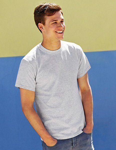 Personalizza t-shirt uomo grigio melange
