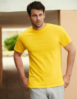T-shirt Fruit of the Loom girasole - da personalizzare