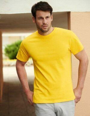 T-shirt Fruit of the Loom girasole - da personalizzare