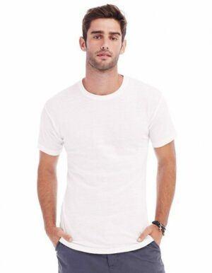 T-shirt uomo Basic bianca