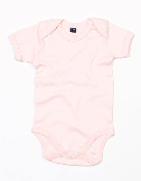 Body bimba rosa pastello da personalizzare