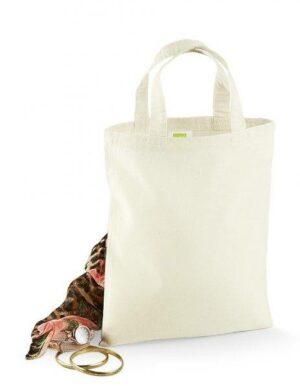 personalizza borsa shopper piccola in cotone