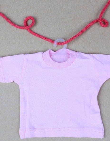 mini-tshirt-personalizzata da-appendere in macchina