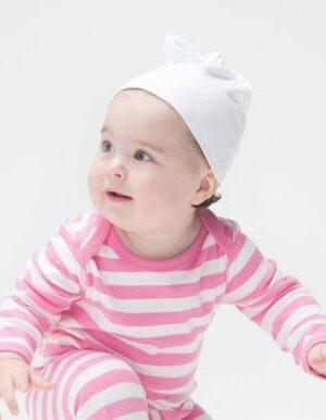 Cappellino personalizzato bianco