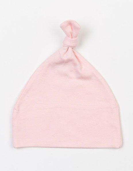Cappellino personalizzato rosa con nodo