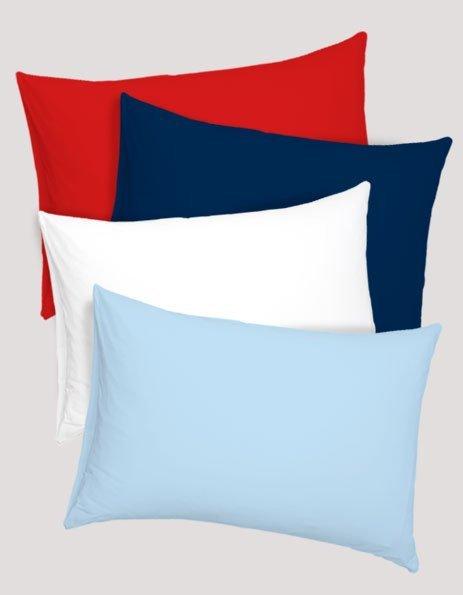 personalizza federe rettangolari per cuscino letto