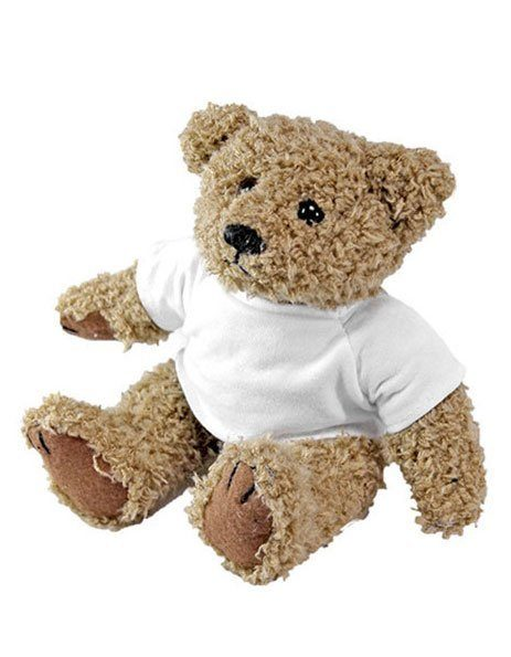 Personalizza l'orsetto di peluche con maglietta