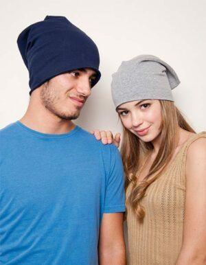 Stampa cappellino a cuffia personalizzato