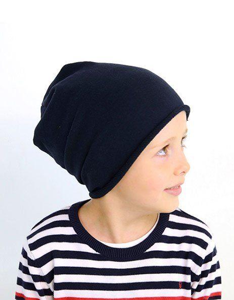 Stampa Cappellino a cuffia bambini