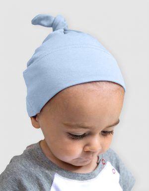 Cappellino personalizzato azzurro