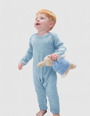 Mantis baby bugz tutina bambino azzurro
