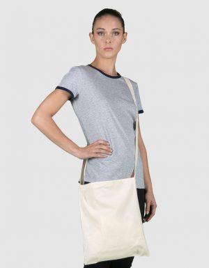 Personalizza borsa cotone Bio con tracolla