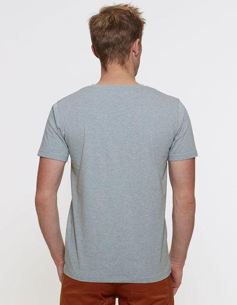 Stampa maglietta personalizzata cotone bio Stanley Stella
