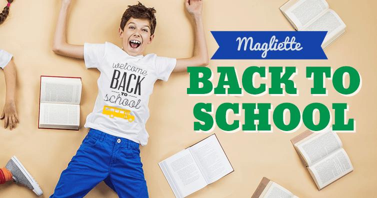 magliette back to school