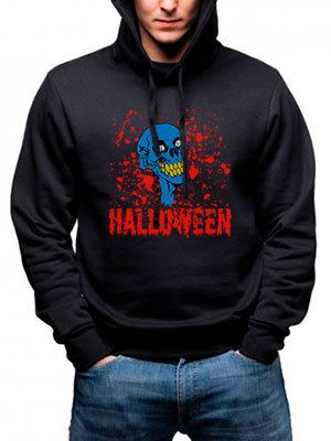 personalizza felpa urban halloween