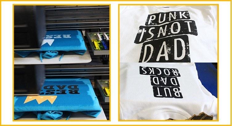 magliette personalizzate festa papà