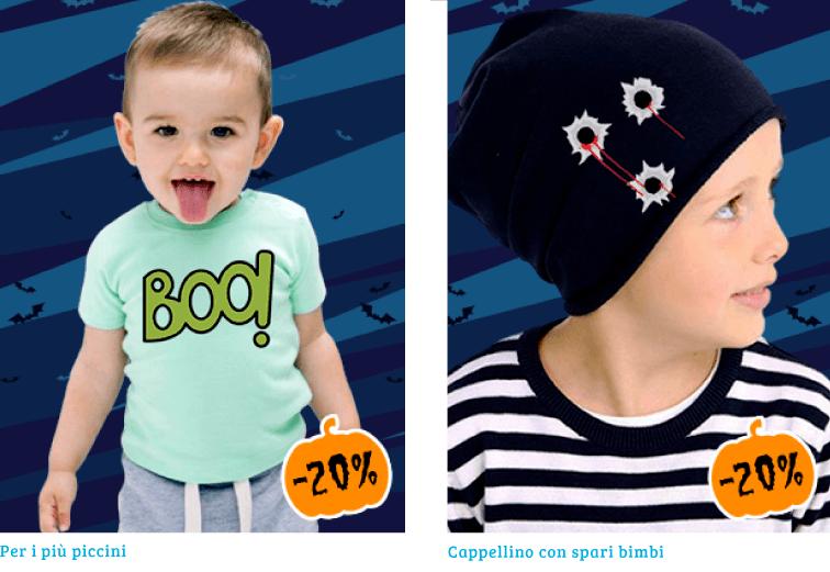 idee costumi halloween economici bambini