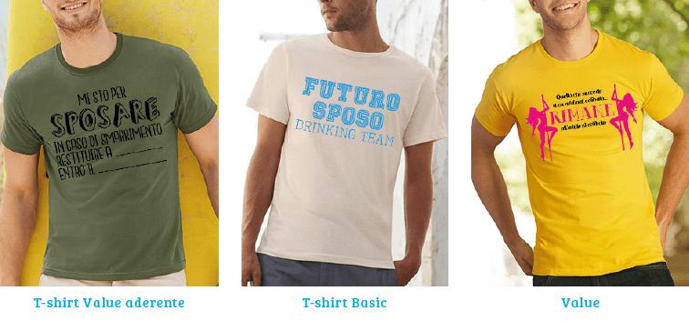le migiori idee per magliette per matrimoni