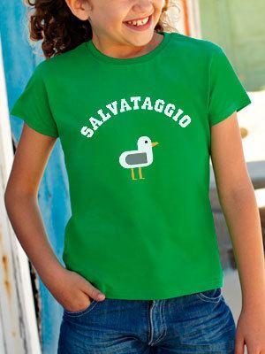 personalizza maglietta bambino estate