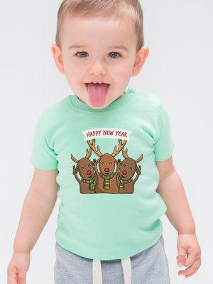 t-shirt baby regalo befana