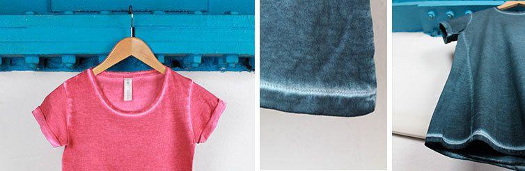 cuciture e texture delle nuove maglie denim