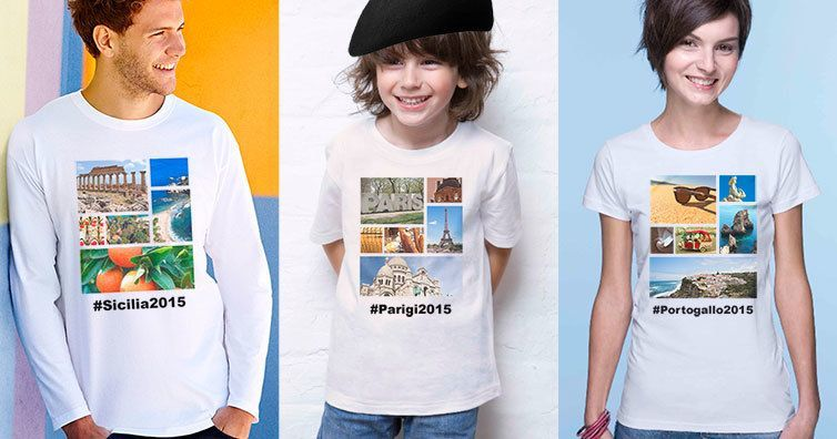 magliette vacanze souvenir