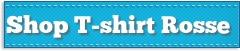 Shop di t-shirt rosse t-shirt fruit of the loom a 16,90 eur grafica compresa