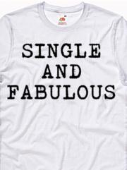 Stampa t-shirt per single san valentino