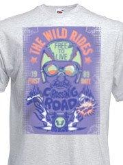 Personalizza T-shirt Fruit con grafica wild rides