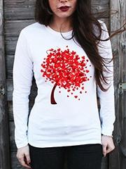 regali personalizzati per san Valentino eshirt
