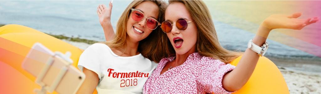 4 idee per le magliette delle tue vacanze estive