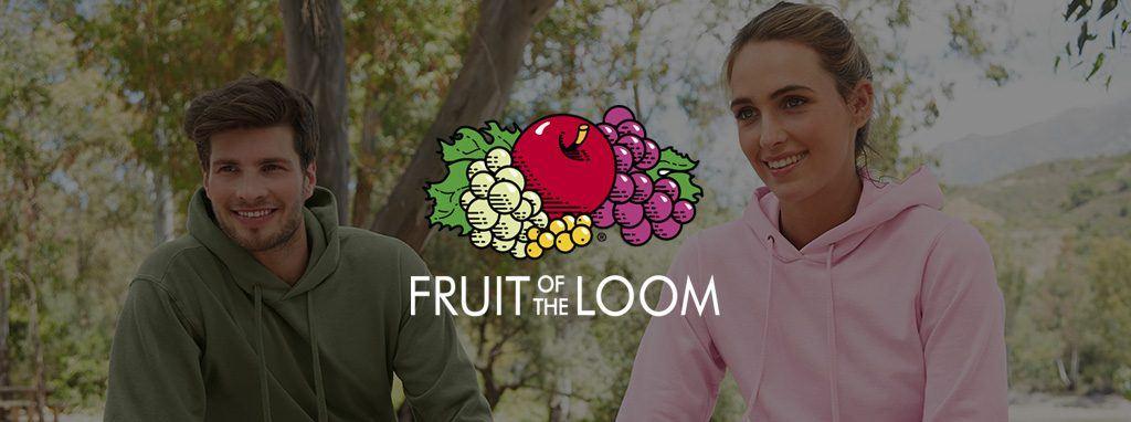 Fruit of the loom storia e marchio
