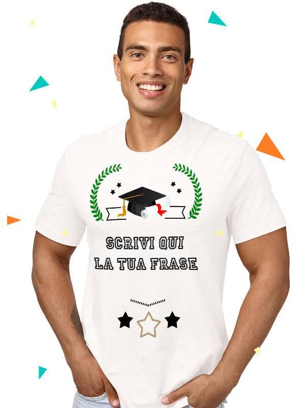 Idea regalo laurea: crea la tua maglietta personalizzata!