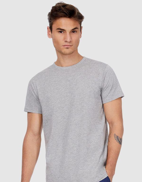 B&C Inspire Plus T /Men maglietta cotone bio