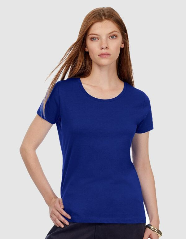 B&C Inspire Plus T / Women t-shirt donna cotone bio