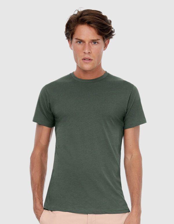 B&C Inspire T /Men maglietta in cotone bio
