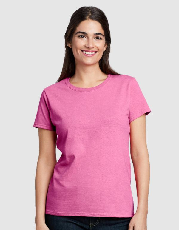 Gildan Heavy Cotton Women maglietta donna
