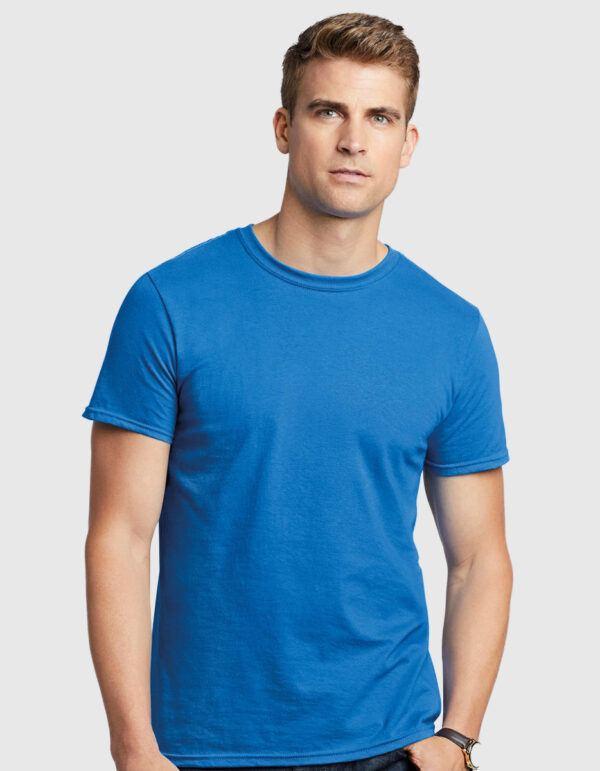 Gildan Soft Style maglietta uomo
